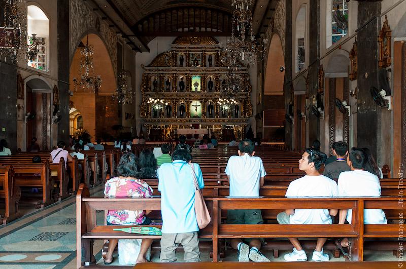Базилика Santo Nino в Себу