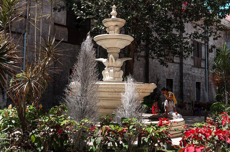 Базилика Santo Nino