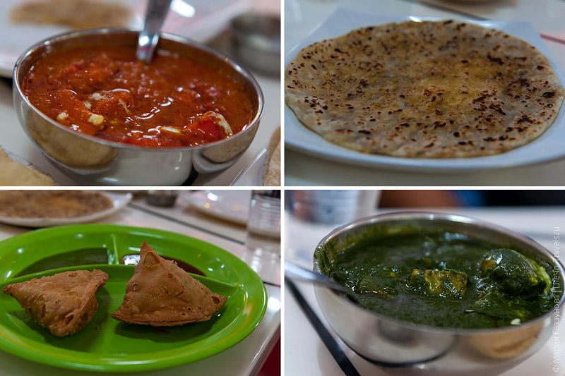 Индийская еда ресторан Mr India Cebu