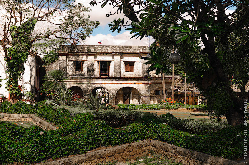 Форт Сан-Педро в Себу