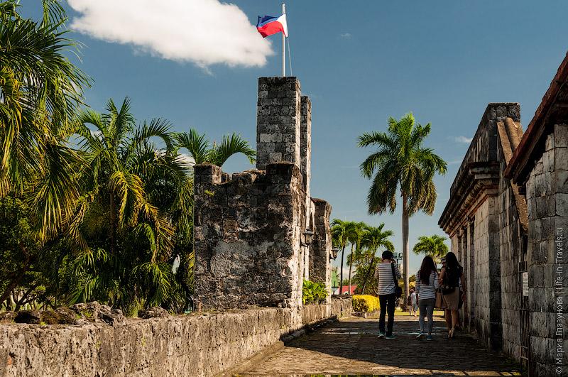 Форт Сан Педро в Себу