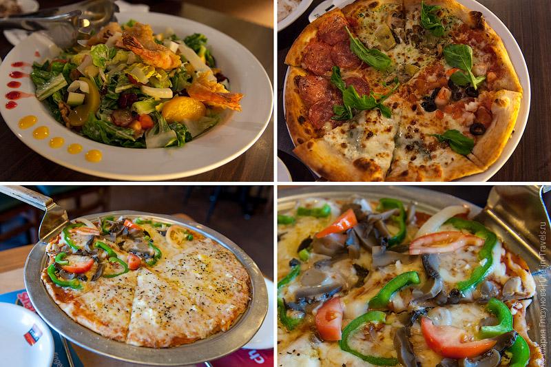 Итальянская кухня на Филиппинах