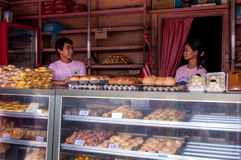 Пекарня в Эль Нидо