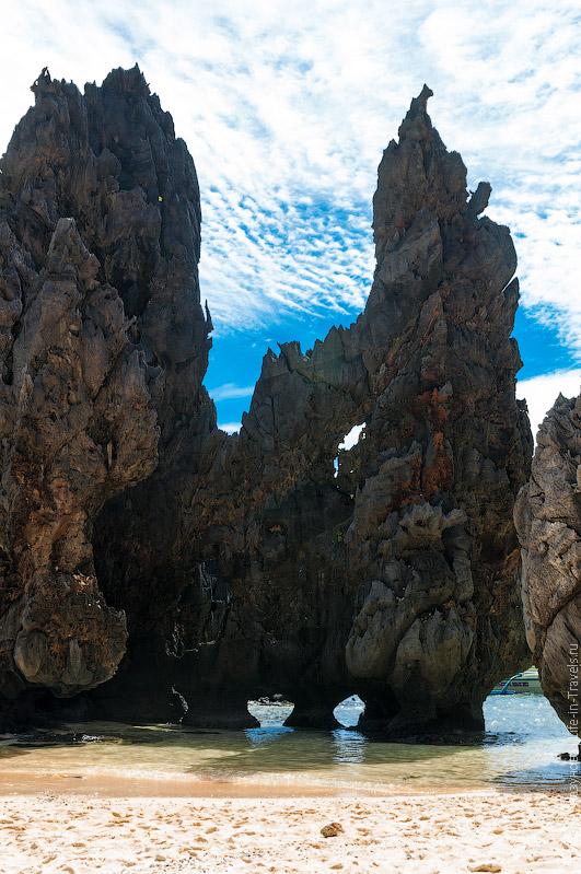 Остров Минилок