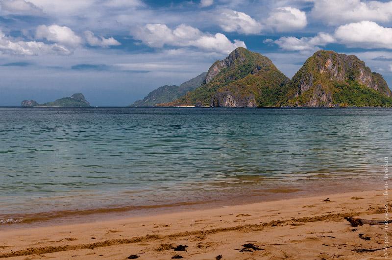 Эль Нидо, Филиппины