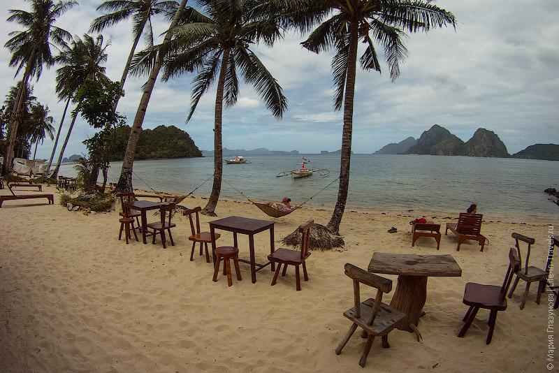 Ресторанчик на берегу