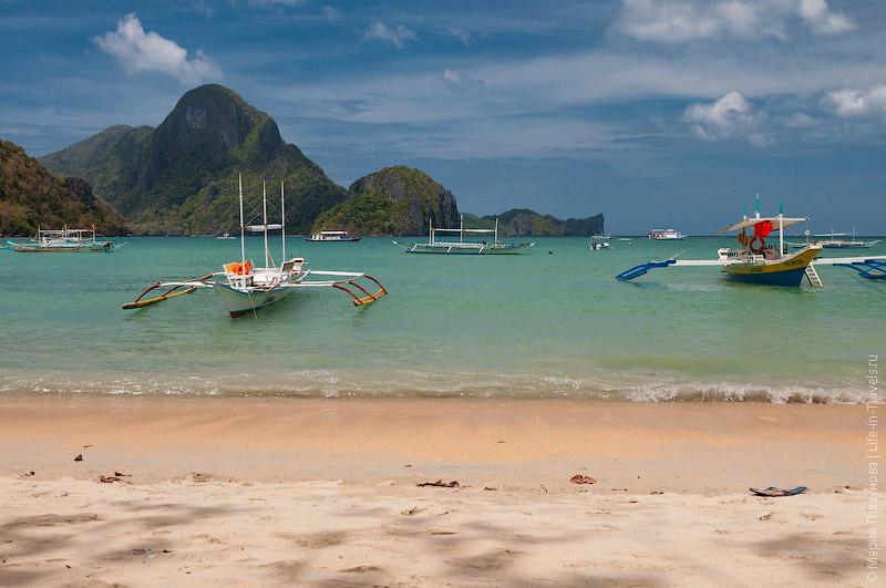 Эль Нидо – рай на Филиппинах