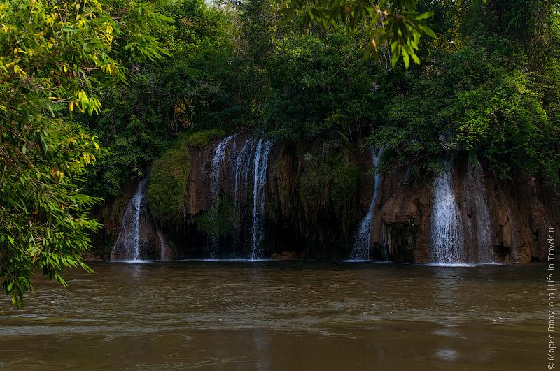 Национальный парк Сай Йок (Sai Yok National Park)
