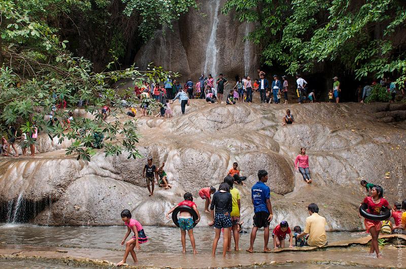 Водопад Сай Йок, Таиланд