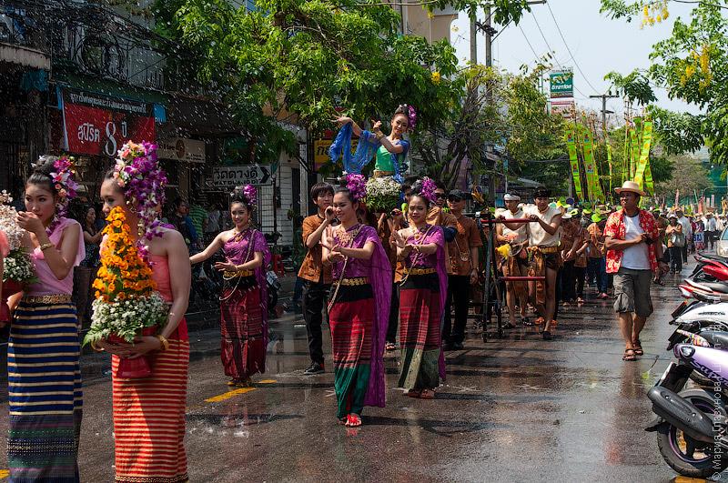 Фестиваль Сонгркран