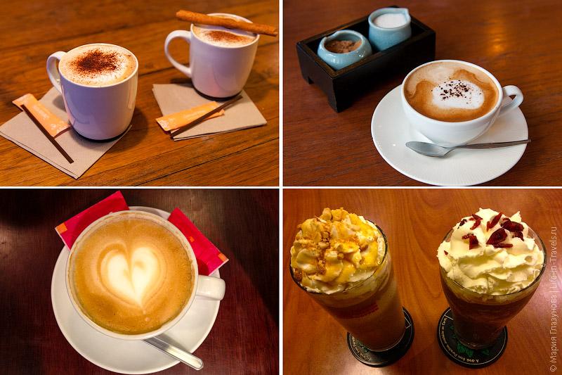 Кофейни в Чиангмае