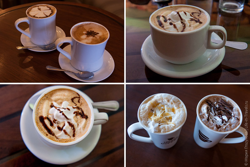 Кофейни в Пуэрто Принцессе
