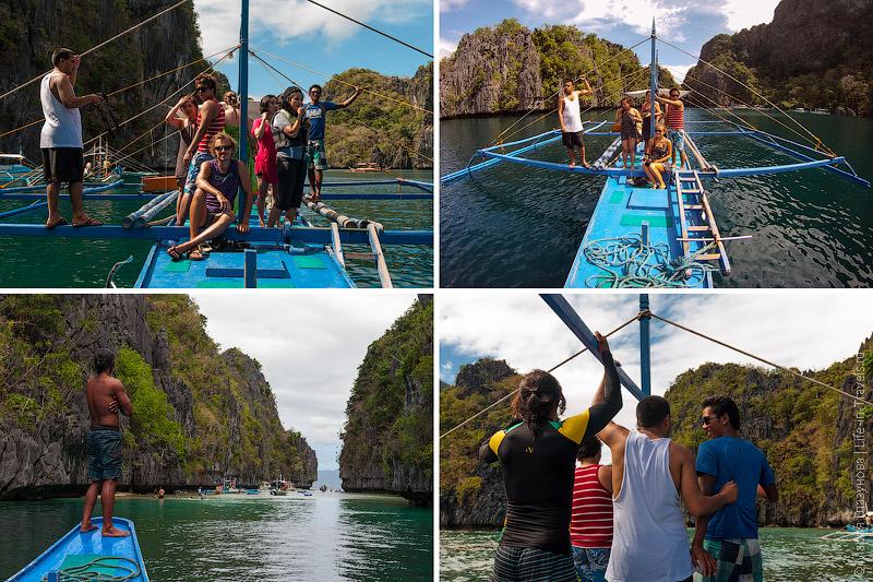 Экскурсии по бухте Бакит Эль Нидо