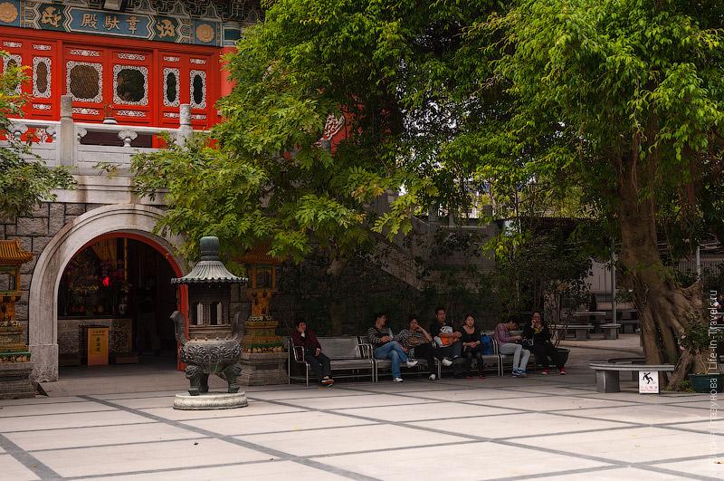 Монастырь По Линь