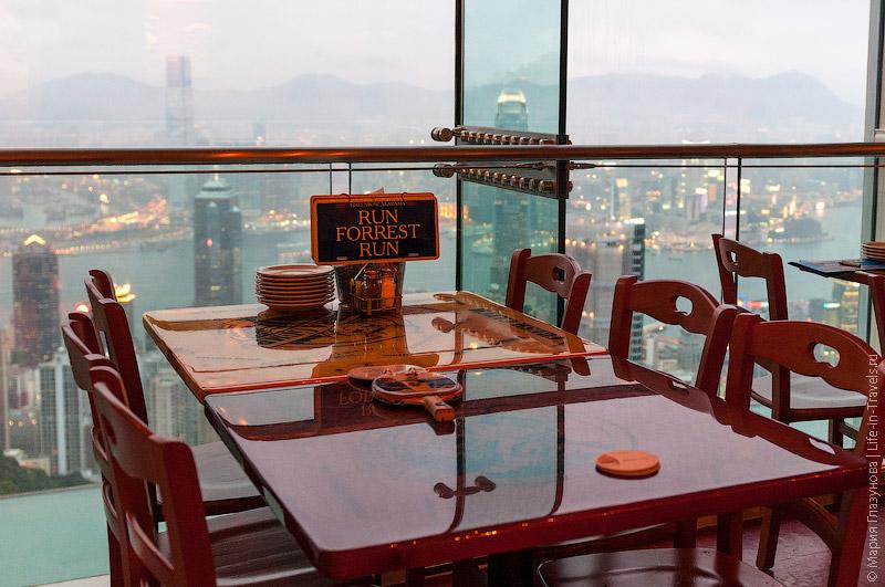 Панорамный ресторан – Пик Виктория