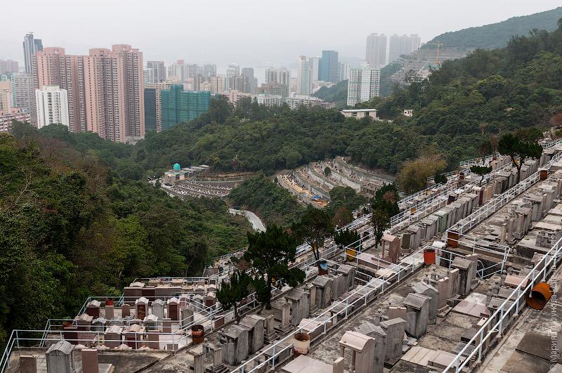 Христианское китайское кладбище
