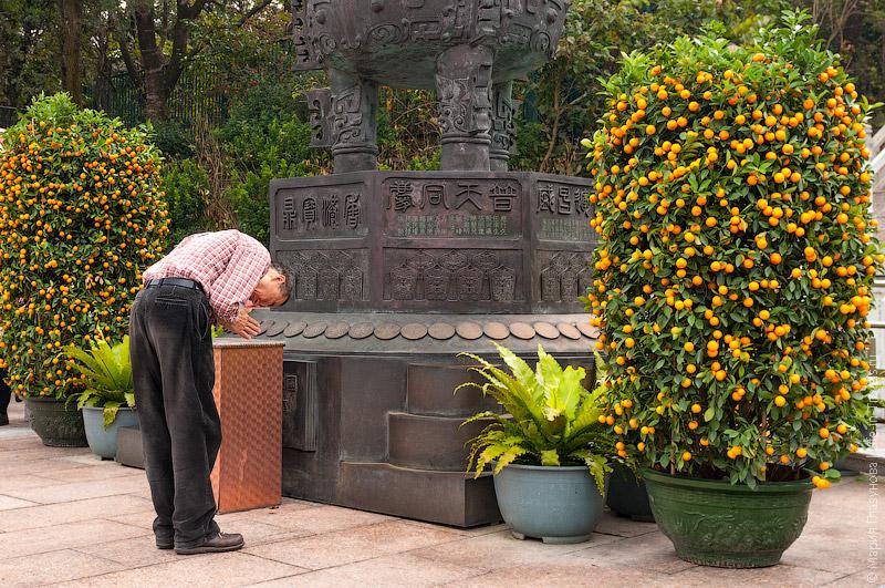 Ритуал буддиста