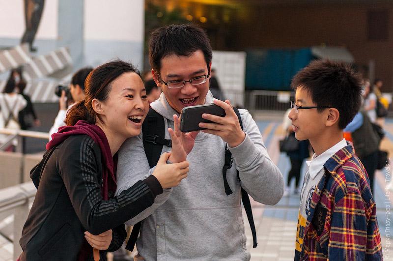 Гонконг, туристы