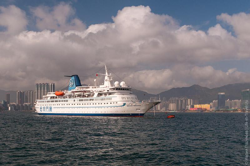 Корабль-казино Macao Success