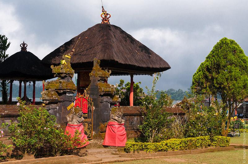 Храмовый комплекс Улун Дану