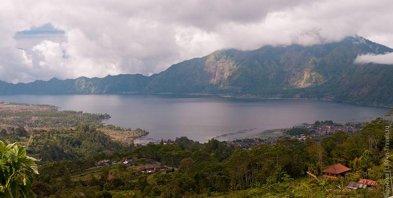Озеро Батур, Бали