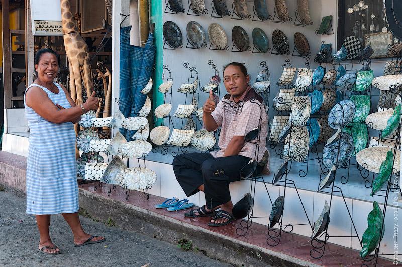 Балийские ремесленники