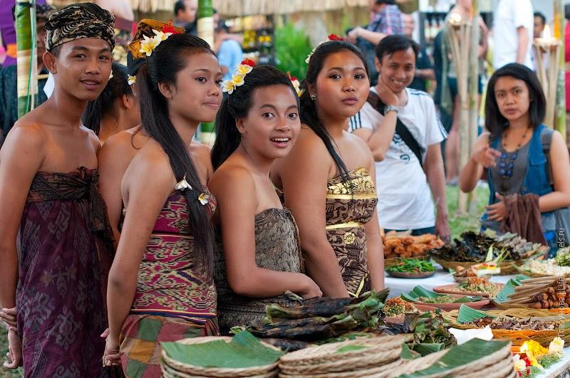 Фестиваль еды на Бали