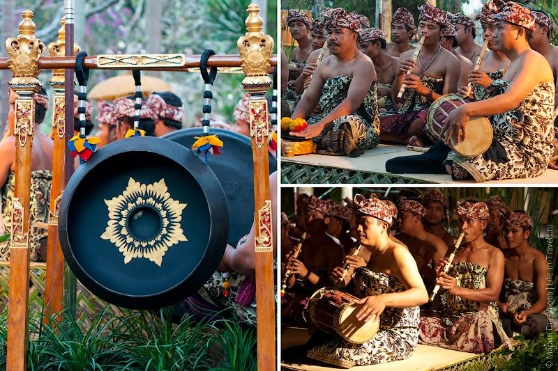 Балийские инструменты