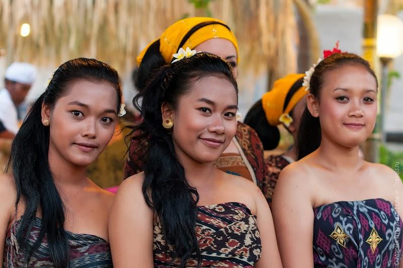 Балийские красавицы