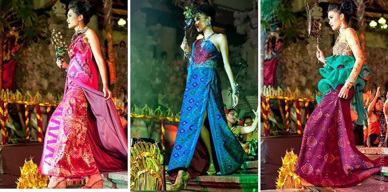 Балийские модели
