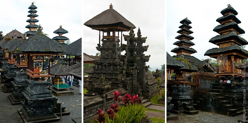 Балийские пагоды