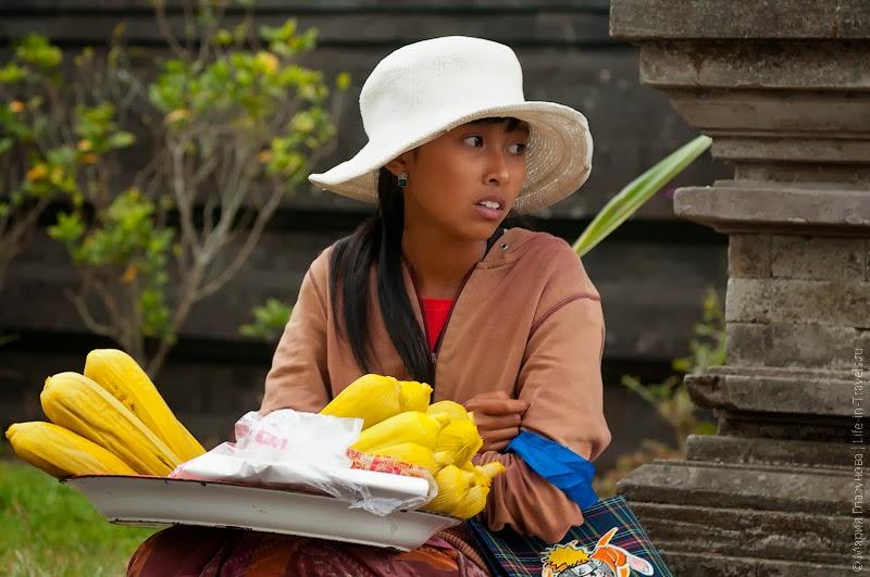 Продавцы кукурузы
