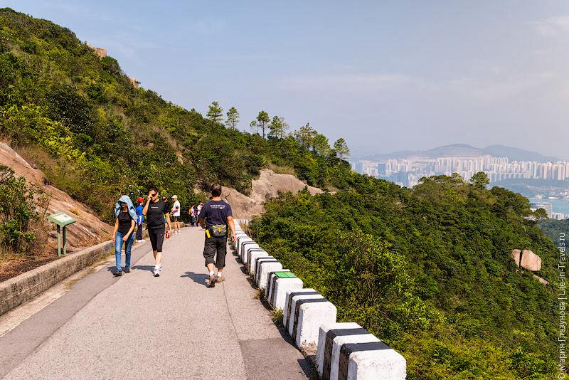 Треккинги в Гонконге
