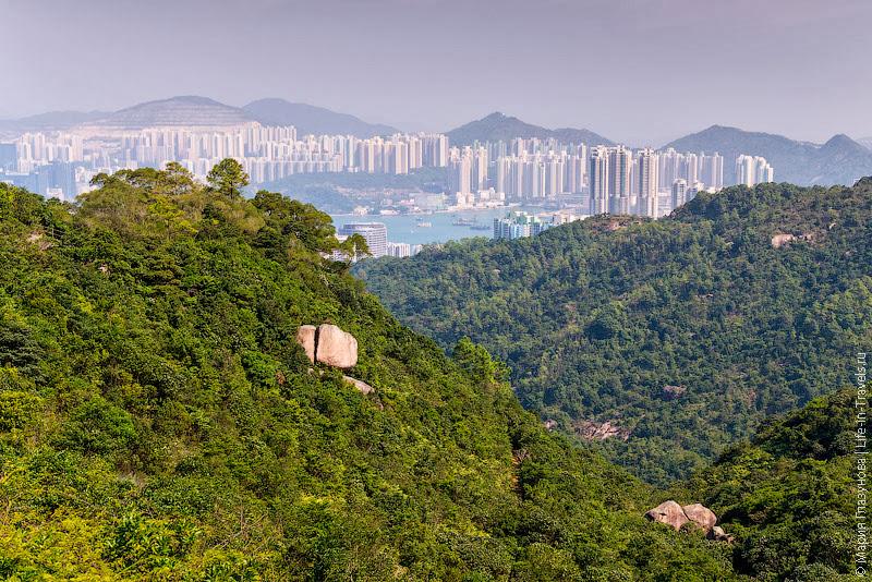 Виды на Гонконг