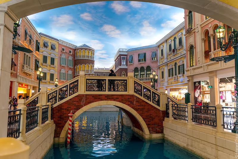 Галерея The Venetian