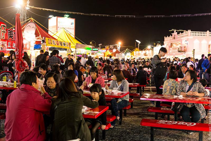 Фестиваль Еды в Макао (Food Festival)