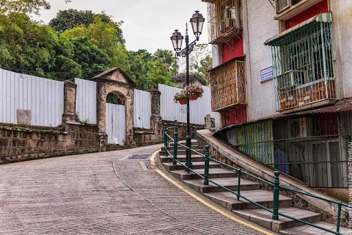 Старый город в Макао