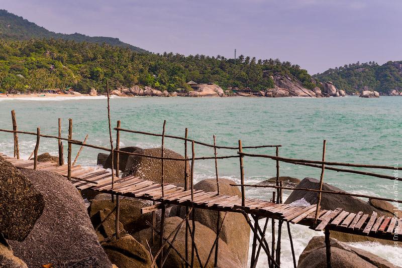 Пляж Haad Yuan, Ко Панган