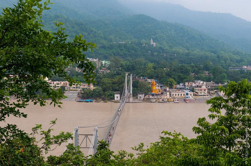 Мост через Гангу