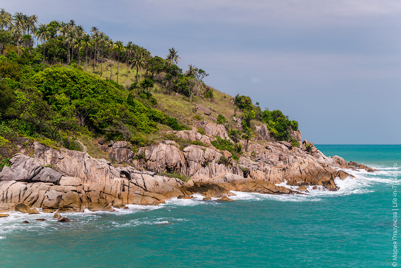 Пляж Haad Wai Nam, Ко Панган