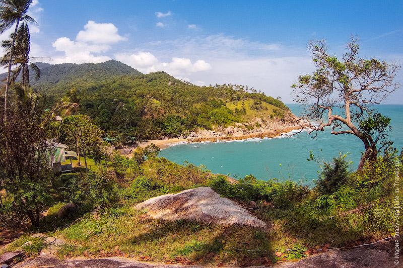 Пляж Haad Wai Nam
