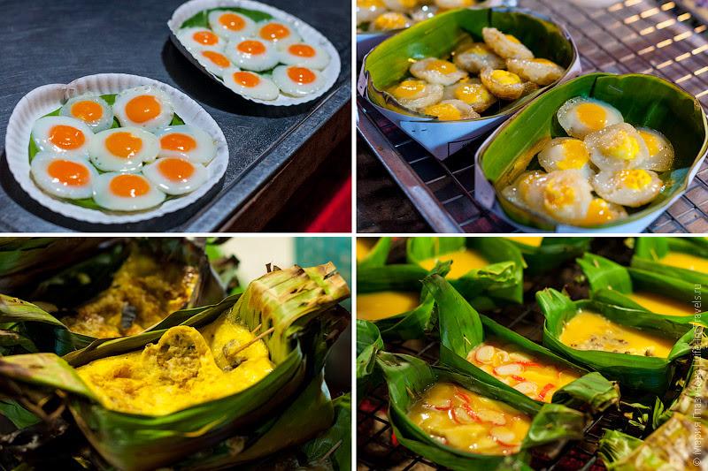 Перепелиные яйца и омлетики