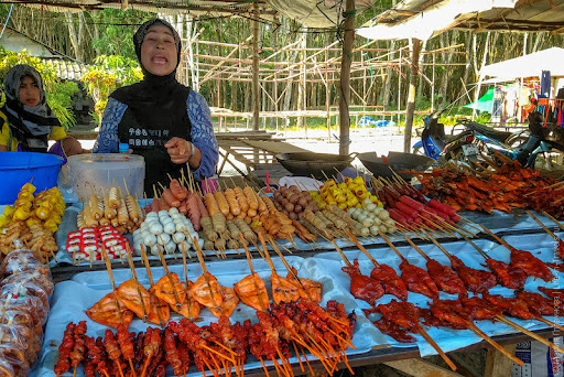 Ночные рынки в Таиланде