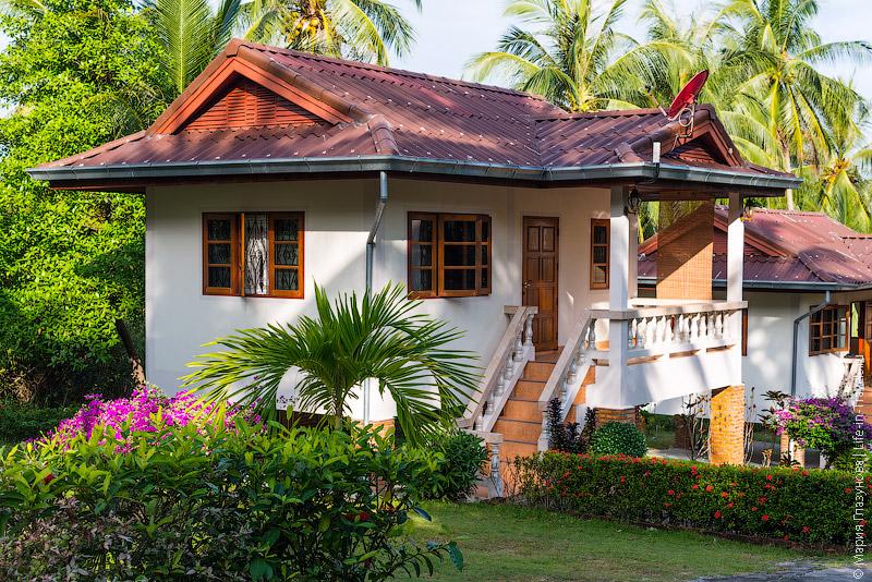 Наш дом на Пангане