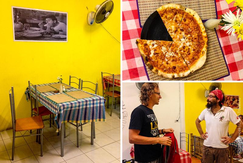 Итальянская кафешка