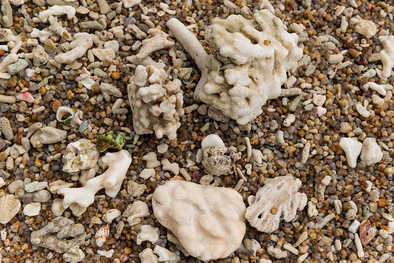Песок на Хаад Кхонти