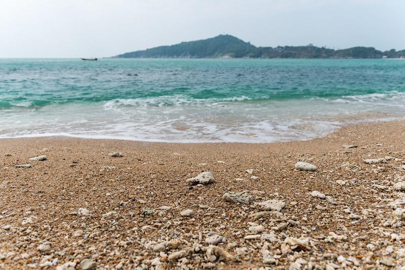 Пляж Хаад Кхонти