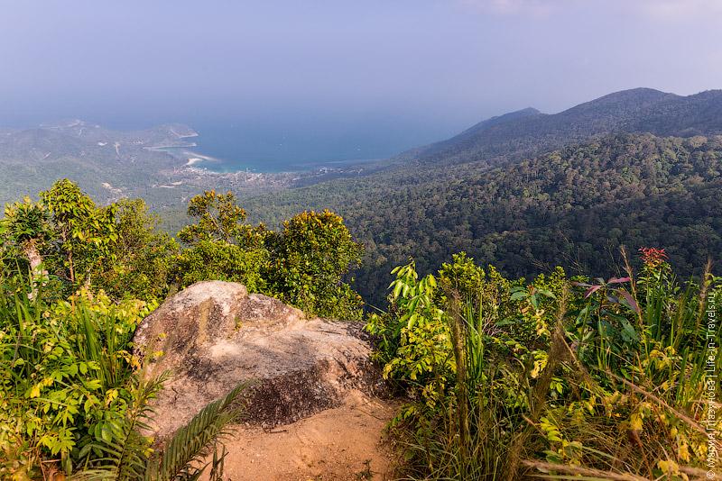 Као Ра – подъём на самую высокоую точку острова Панган