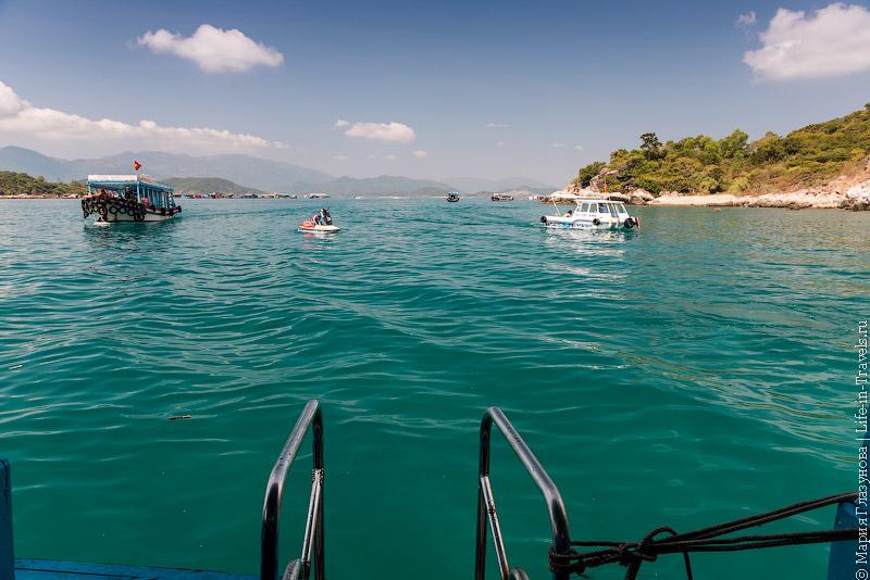 Южные острова Вьетнама