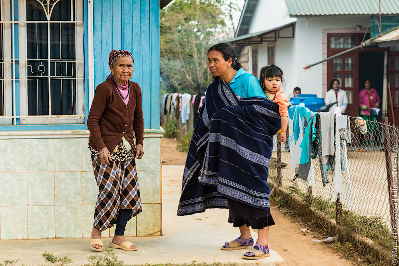 Малые народности во Вьетнаме